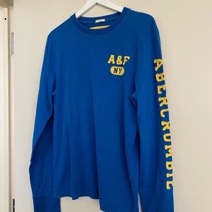 Abercrombie & Fitch Long Sleeve T-Shirt